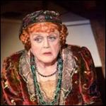 Angela Lansbury in 'Blithe Spirit'