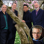 Alexander String Quartet and Robert Greenberg