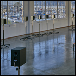 Janet Cardiff's Forty Part Motet at Fort Mason...