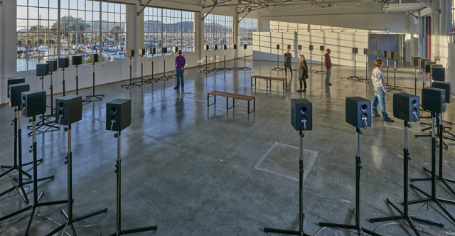 Janet Cardiff's 'The Forty Part Motet'