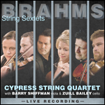 Cypress String Quartet - Brahms