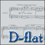 D-flat Major