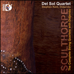 Del Sol Quartet's Sculthorpe Set