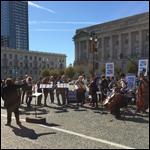 Flashmob at Civic Center
