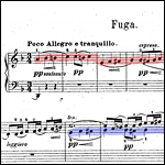 Bach's Chromatic Fantasia and Fugue