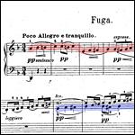 Bach's Chromatic Fantasia and Fugue