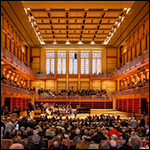 Green Music Center's Weill Hall