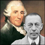 Haydn and Rachmaninoff