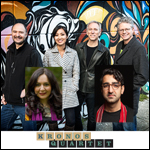 Kronos Quartet, with Sahba Aminikia and Mahsa Vahdat