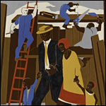 Jacob Lawrence at Cantor Arts Center