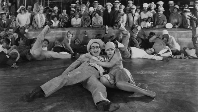 Harold Lloyd in Speedy