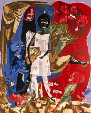 Jacob Lawrence - The Ordeal of Alice