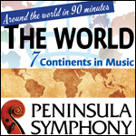 Peninsula Symphony 'The World'