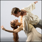 Romeo and Juliet pas-de-deux at Smuin Ballet