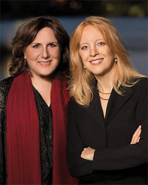 Dawn Upshaw and Maria Schneider
