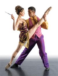 Smuin Ballet 'Frankie and Johnny'